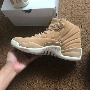 Jordan 12 retros size 7.5
